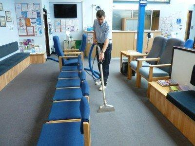 Carpet cleaning Dawlish Surgery