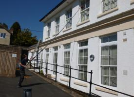 window cleaning dawlish