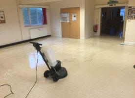 Hard floor cleaning Dawlish warren