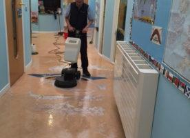 floor cleaning teignmouth