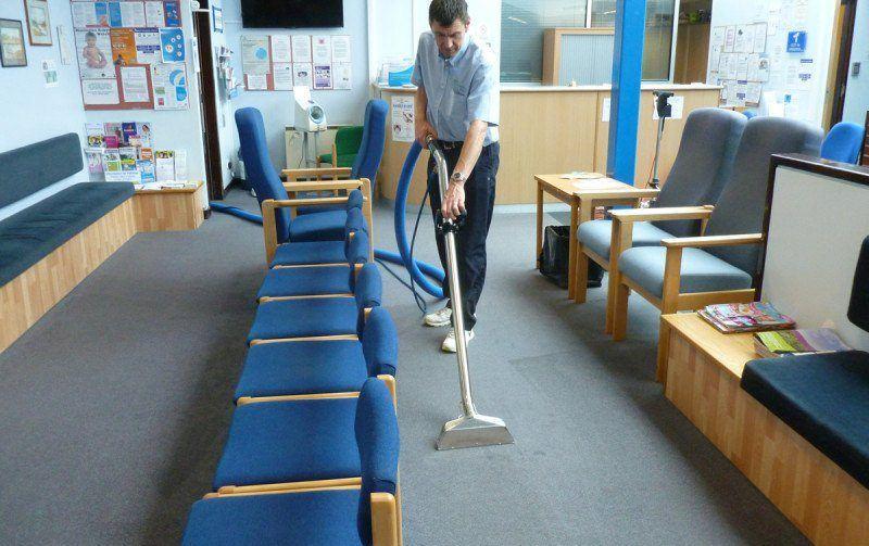 office carpet cleaning Dawlish