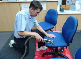 Commercial chair cleaning Dawlish